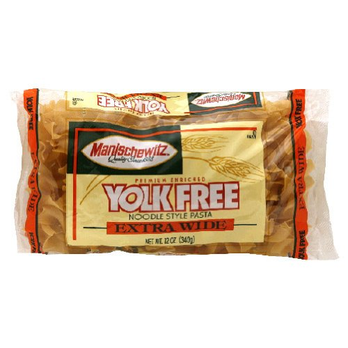 Manischewitz Extra Wide Yolk Free Noodles 12 Oz (Pack of 12) at Sears.com