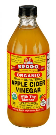 Bragg'S Liquid Aminos Org Raw Unsweetened Apple Cider Vinegar 16 Oz at Sears.com