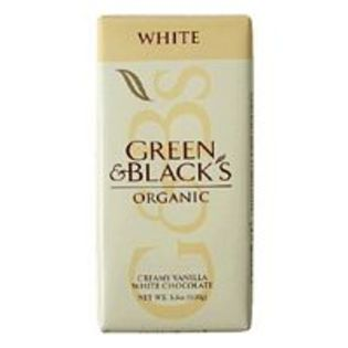 Green & Black White Chocolate