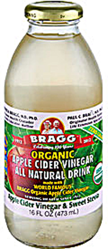 Bragg's Liquid Aminos Bragg Apple Cider Vinegar With Sweet Stevia 16 Oz (Pack of 12) at Sears.com