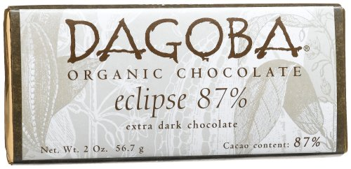 Dagoba Chocolate Eclipse Dark Chocolate Bar